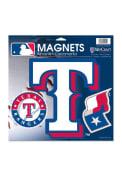 Texas Rangers 11x11 Multi Pack Magnet