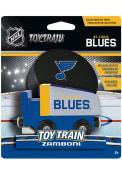 St Louis Blues Wooden Train