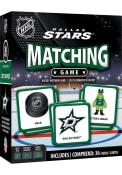Dallas Stars Matching Game