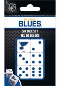 St Louis Blues 6pc Game