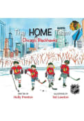 Chicago Blackhawks HomeTeam Children's Book