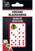 Chicago Blackhawks 6pc Game