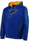 St Louis Blues Majestic Armor Hood - Blue