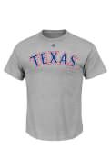 Majestic Texas Gray T-Shirt
