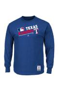 Majestic Texas Blue T-Shirt