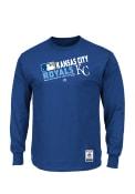 Majestic KC Royals Blue T-Shirt