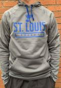 St Louis Blues Defender Mono Hood - Charcoal