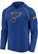 St Louis Blues Defender Primary Hood - Blue