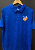 FC Cincinnati Positive Production Polo Shirt - Blue