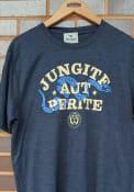 Philadelphia Union Jungite Aut Perite Fashion T Shirt - Navy Blue
