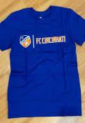 FC Cincinnati Iconic Team Confidence T Shirt - Blue