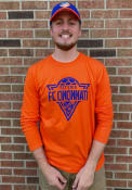 FC Cincinnati Cotton Phalanx T Shirt - Orange