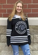 Chicago Blackhawks 2019 Alternate Breakaway Hockey Jersey - Black
