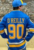 Ryan O'Reilly St Louis Blues 2019 Alternate Breakaway Hockey Jersey - Light Blue