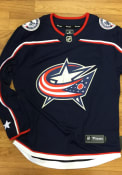 Columbus Blue Jackets Breakaway Hockey Jersey - Navy Blue