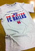 FC Dallas Enjoy The Win T Shirt - Grey