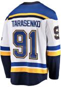 Vladimir Tarasenko St Louis Blues 2019 Away Breakaway Hockey Jersey - White