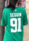 Tyler Seguin Dallas Stars Authentic Stack T-Shirt - Green