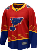 St Louis Blues Special Edition Breakaway Hockey Jersey - Red