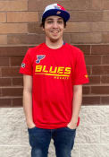 St Louis Blues Special Edition T Shirt - Red