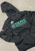 Dallas Stars Locker Room Authentic Pullover Hood - Green