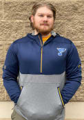 St Louis Blues Travel and Training Hood - Blue