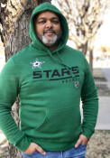 Dallas Stars POH Primary Hooded Sweatshirt - Green