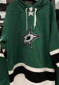 Dallas Stars Iconic Power Play Fashion Hood - Green