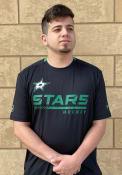 Dallas Stars Locker Room T Shirt - Black