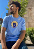 Kansas City Royals Nike Cooperstown Fashion T Shirt - Light Blue
