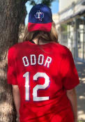 Rougned Odor Texas Rangers Nike Name And Number T-Shirt - Red