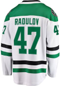 Alexander Radulov Dallas Stars Breakaway Hockey Jersey - White
