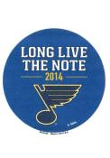 St Louis Blues 3 Inch Button