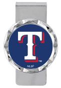 Texas Rangers Classic Money Clip - Blue