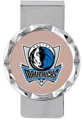 Dallas Mavericks Classic Money Clip - Silver