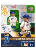 Kansas City Royals George Brett George Brett Hall of Fame Gen2 Collectible Player Oyo