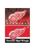 Detroit Red Wings 2pk Rectangle Magnet