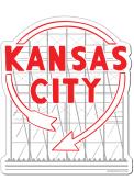 Bozz Prints Kansas City Auto Stickers