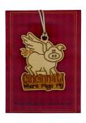 Cincinnati Flying Pig Ornament
