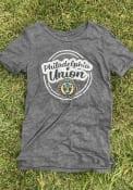 Philadelphia Union Womens Boyfriend T-Shirt - Navy Blue
