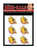 Ferris State Bulldogs 6 Pack Tattoo