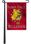 Ferris State Bulldogs 13x18 Garden Flag