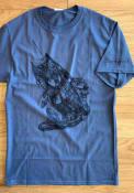 Springfield Steel Blue Bass Fusion Short Sleeve T-Shirt