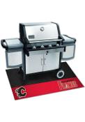 Calgary Flames 26x42 BBQ Grill Mat