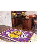 Los Angeles Lakers Team Logo Interior Rug