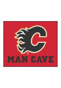 Calgary Flames 60x70 Tailgater Interior Rug
