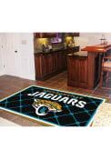 Jacksonville Jaguars 5x8 Interior Rug