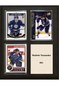 Vladimir Tarasenko St Louis Blues 3 Card Plaque