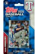Texas Rangers 2020 Team Set Collectible Baseball Cards