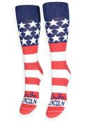 Americana Babe Lincoln Crew Socks